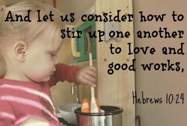 stir up