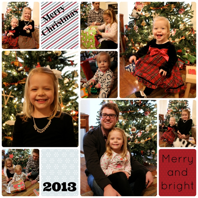 christmas 2013 collage